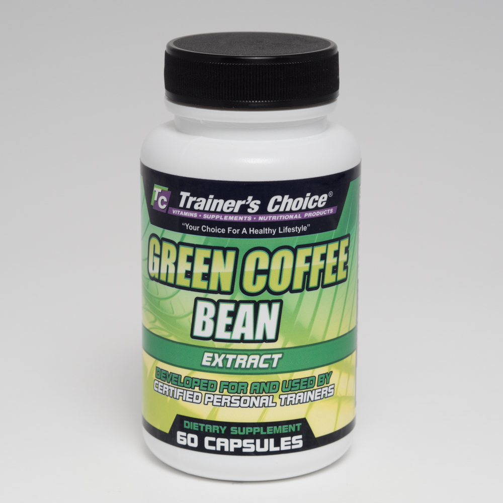 Green Coffee Bean Extract Trainer S Choice